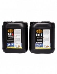 GOLD LABEL SOIL A&B 5L *...